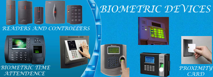 Biometric Devices Banner Creative World Solution