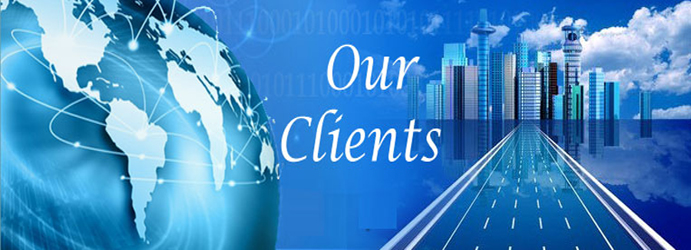 Client Banner Creative World Solution
