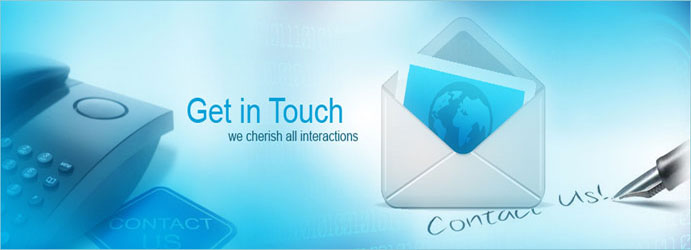 Contact Banner Creative World Solution