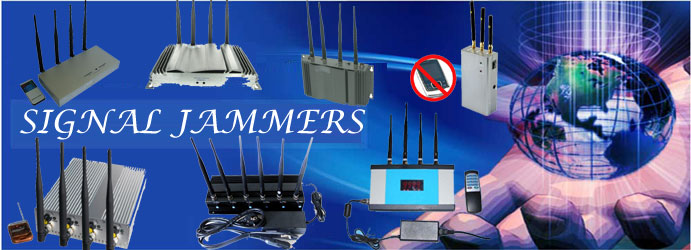 Signal Jammer Banner Creative World Solution